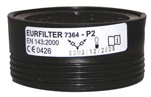 22140 EURFILTER P2R szűrőbetét