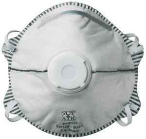 23238 SUPAIR FFP2 szelepes pormaszk
