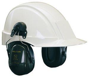 3M H520P3E OPTIME II sisakra szerelhető fültok