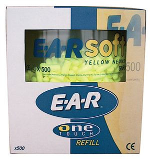 3M PD-01-002 EARSOFT ONE TOUCH Adagoló buborék