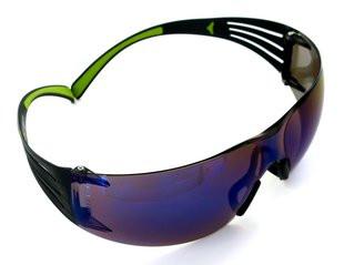 3M SF408AF tükrös szemüveg