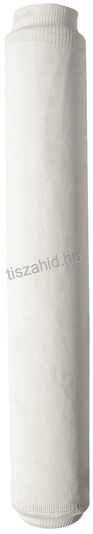 4393 kötött, rugalmas, 55 cm hosszú, 100% poliamid karvédő