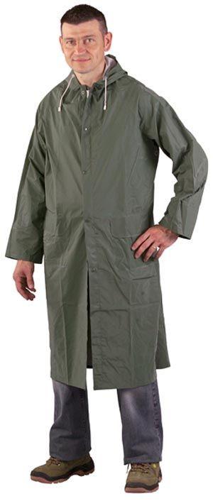 50300 PVC esőköpeny zöld