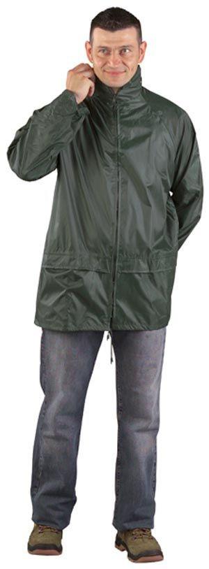 50550 rövid orkánköpeny zöld