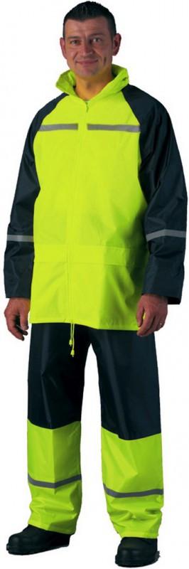 50710 fluo sárga orkánruha