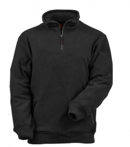 5PANN ANGARA BEBÚJÓS fekete pulóver