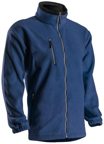 5VANB ANGARA CIPZÁROS kék pulóver