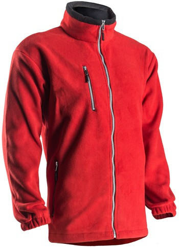 5VANR ANGARA CIPZÁROS piros pulóver