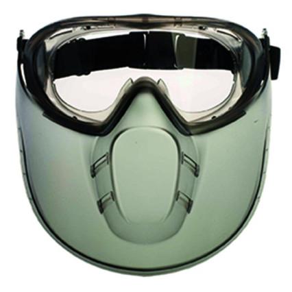 60653 STORMLUX védőszemüveg arcvédővel