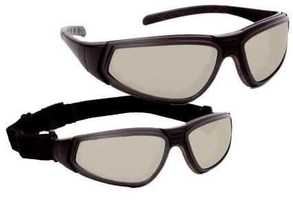 60950 FLYLUX UV400 füstszínű szemüveg
