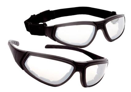 60951 FLYLUX víztiszta, páramentes szemüveg