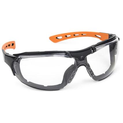 60990 Spiderlux víztiszta szemüveg
