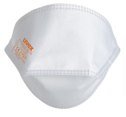 6URE100NSI UVEX SILV-AIR LITE 4200 FFP2 összehajtható maszk