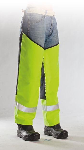 70192 WASH lábszárvédő fluo sárga