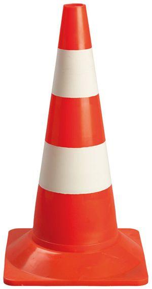 70300 Jelzőbója piros-fehér 54 cm