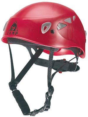 71530 CAMP hegymászó sisak piros