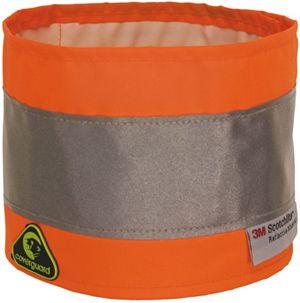 7ARMO fluo karszalag narancs