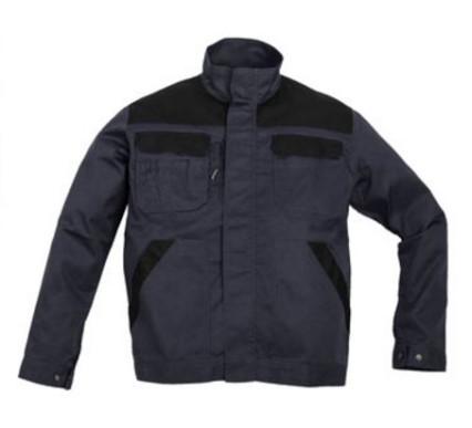 8COJG Commander kabát szürke