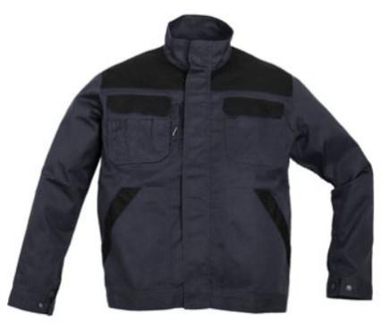 8TEJG Technicity kabát szürke