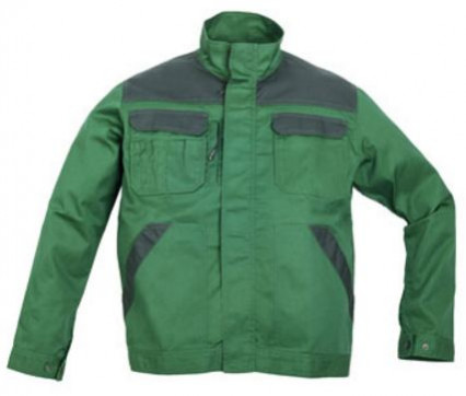 8TEJV Technicity kabát zöld