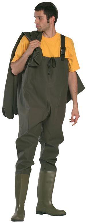 99500 bebújós PVC védőkabát