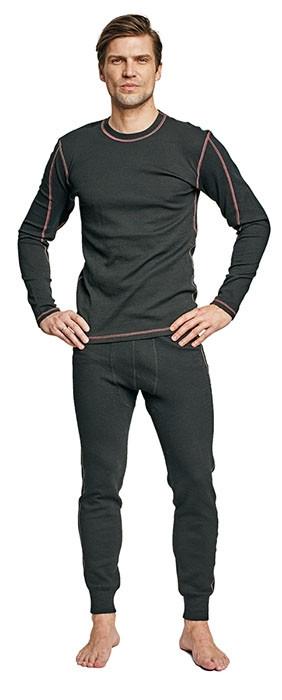 ABILD hosszú ujjú póló fekete