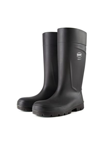 BEKINA STEPLITE PU BOOTS S5 fekete csizma