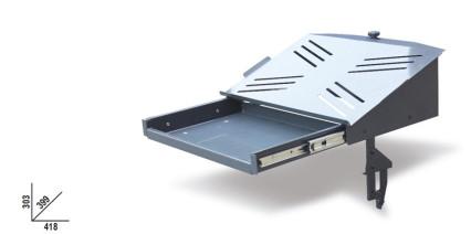 BETA 3700/PC számítógép konzol a C37 fiókos szerszám kocsihoz