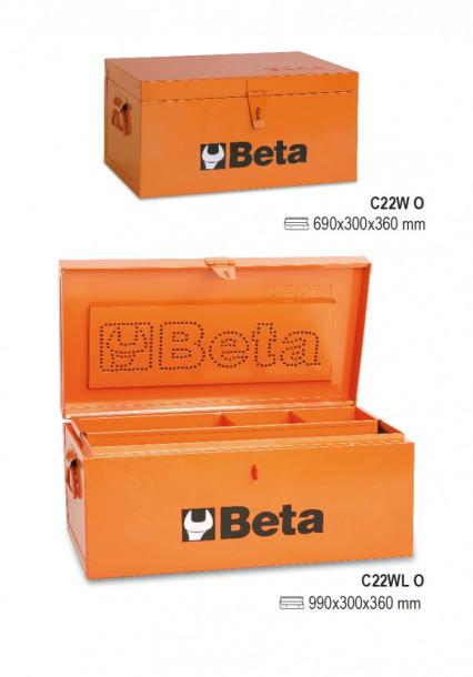 BETA C22W SZERSZÁMLÁDA ACÉLBÓL