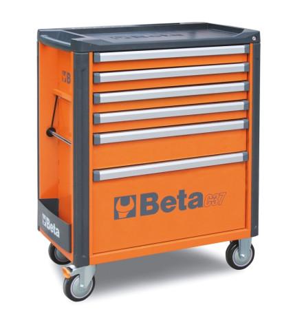 BETA C37/6 6 fiókos szerszámkocsi