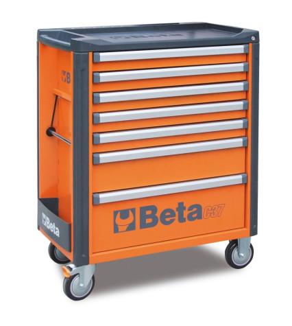 BETA C37/7 7 fiókos szerszámkocsi