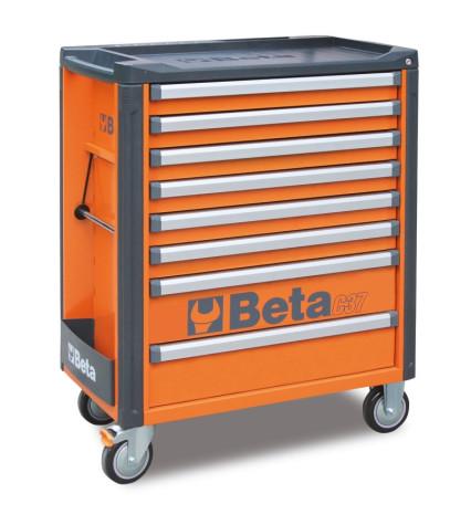 BETA C37/8 8 fiókos szerszámkocsi