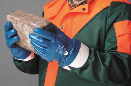 BORIN nitril mártott kesztyű
