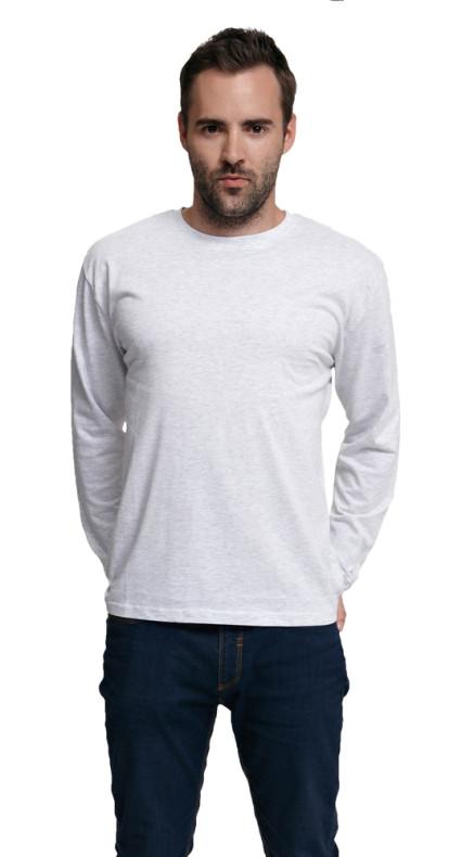 CAMBON hosszú ujjú póló fehér
