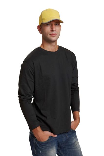 CAMBON hosszú ujjú póló szürke