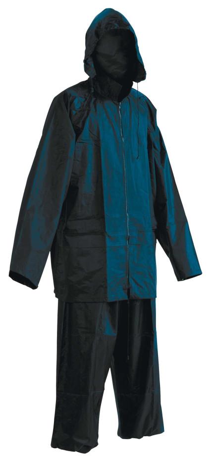 CARINA kék orkán esőruha