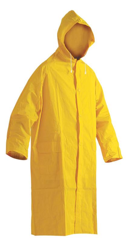 CETUS sárga PVC esőkabát