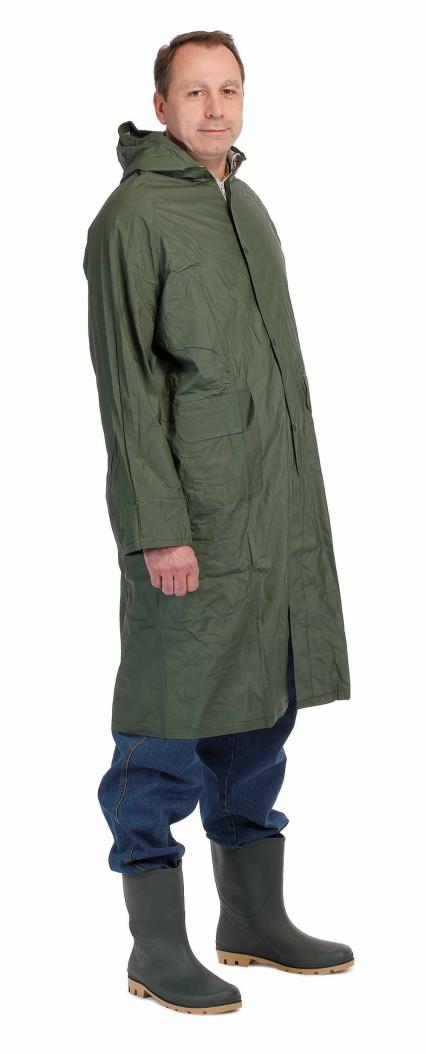 CETUS zöld PVC esőkabát