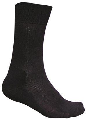 COMFORT nyári sötét zokni