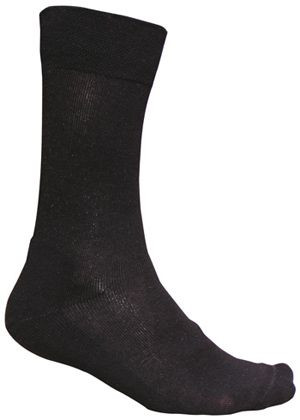 COMFORT téli sötét zokni
