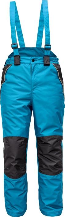 CREMORNE téli nadrág petrol kék