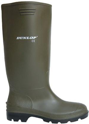 DUNLOP Pricemastor (380VP) zöld PVC csizma