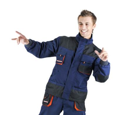 EMERTON dzseki kék