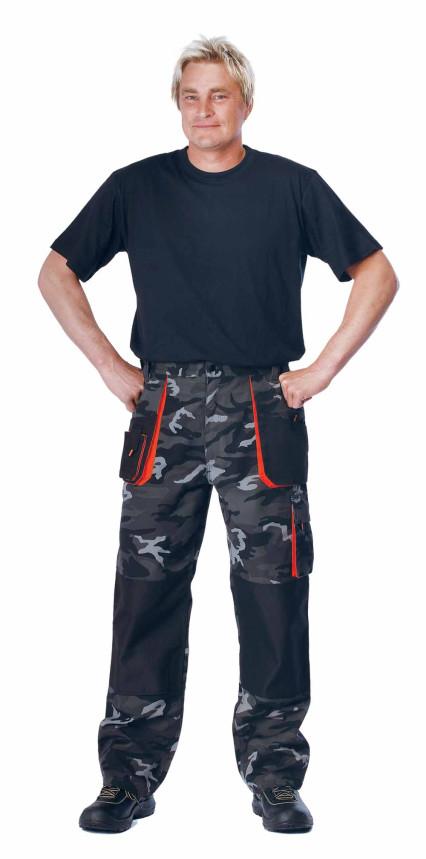EMERTON nadrág terep színű