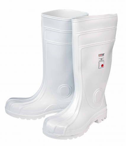EUROFORT S4 fehér csizma