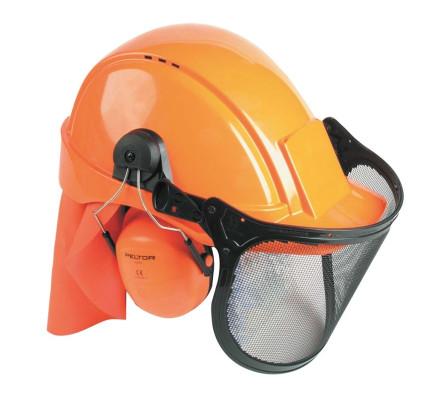 Fémhálós arcvédő V4C