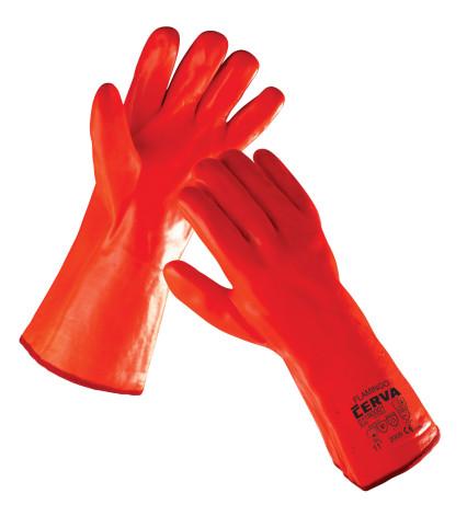 FLAMINGO PVC kesztyű 30 cm