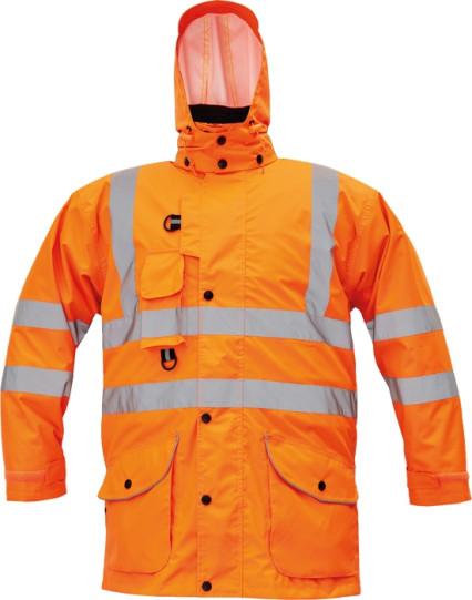 FORMBY HV 7in1 kabát narancs