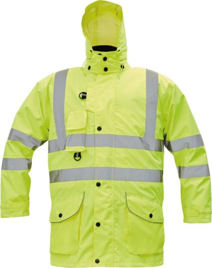 FORMBY HV 7in1 kabát sárga