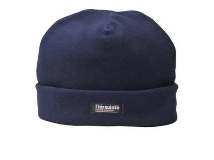 HA10 Polár sapka Thinsulate béléssel kék